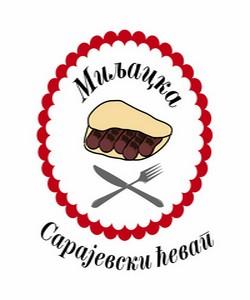 Sarajevski ćevap Miljacka logo