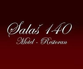 Hotel - restoran Salaš 140 logo