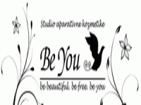 Kozmetički studio Be you logo