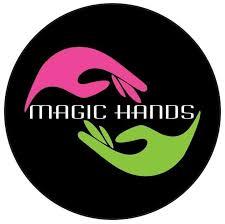 Studio za masažu i negu tela Magic hands logo