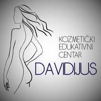 Kozmetički Salon Davidijus logo