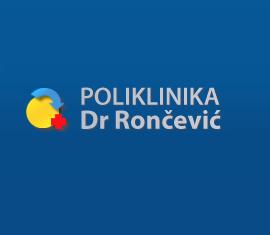 Poliklinika dr Rončević logo