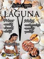 Salon lepote Laguna logo