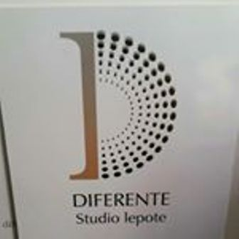 Studio lepote Diferente logo