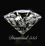 Frizersko kozmetički salon Diamond 555 logo
