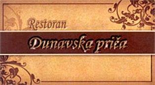 Restoran Dunavska priča logo