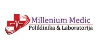 Poliklinika i laboratorija Millenium Medic logo