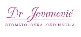 Stomatološka ordinacija dr Jovanović logo