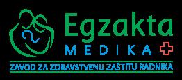 Zavod za zdravstvenu zaštitu radnika Egzakta Medika logo