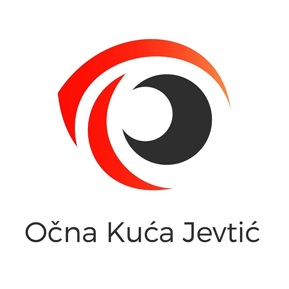 Očna kuća Jevtić logo
