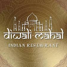 Diwali Mahal logo
