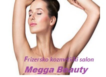 Frizersko kozmetički salon Megga Beauty