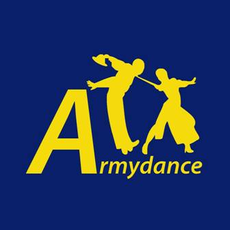Plesna škola Army Dance logo