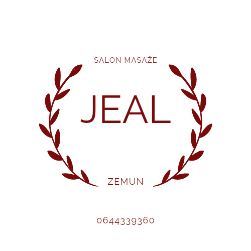 Salon za masažu JEAL logo