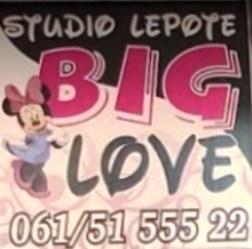 Studio lepote Big Love logo